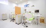 診察室風景
